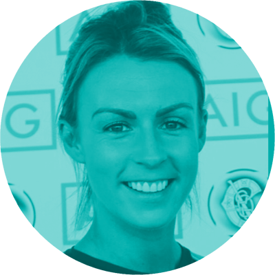 Laura McCauge, Chartered Physiotherapist. Trinity Sport Office Manager