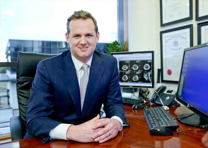 A photo of Professor Cathal Moran, specialist shoulder surgeon in Ireland