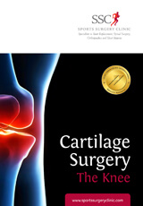 Knee Cartilage Surgery Guide from Professor Cathal Moran, knee surgeon in Ireland
